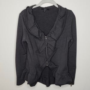 Mystree Boutique Trendy Tailored Jacket, Size M